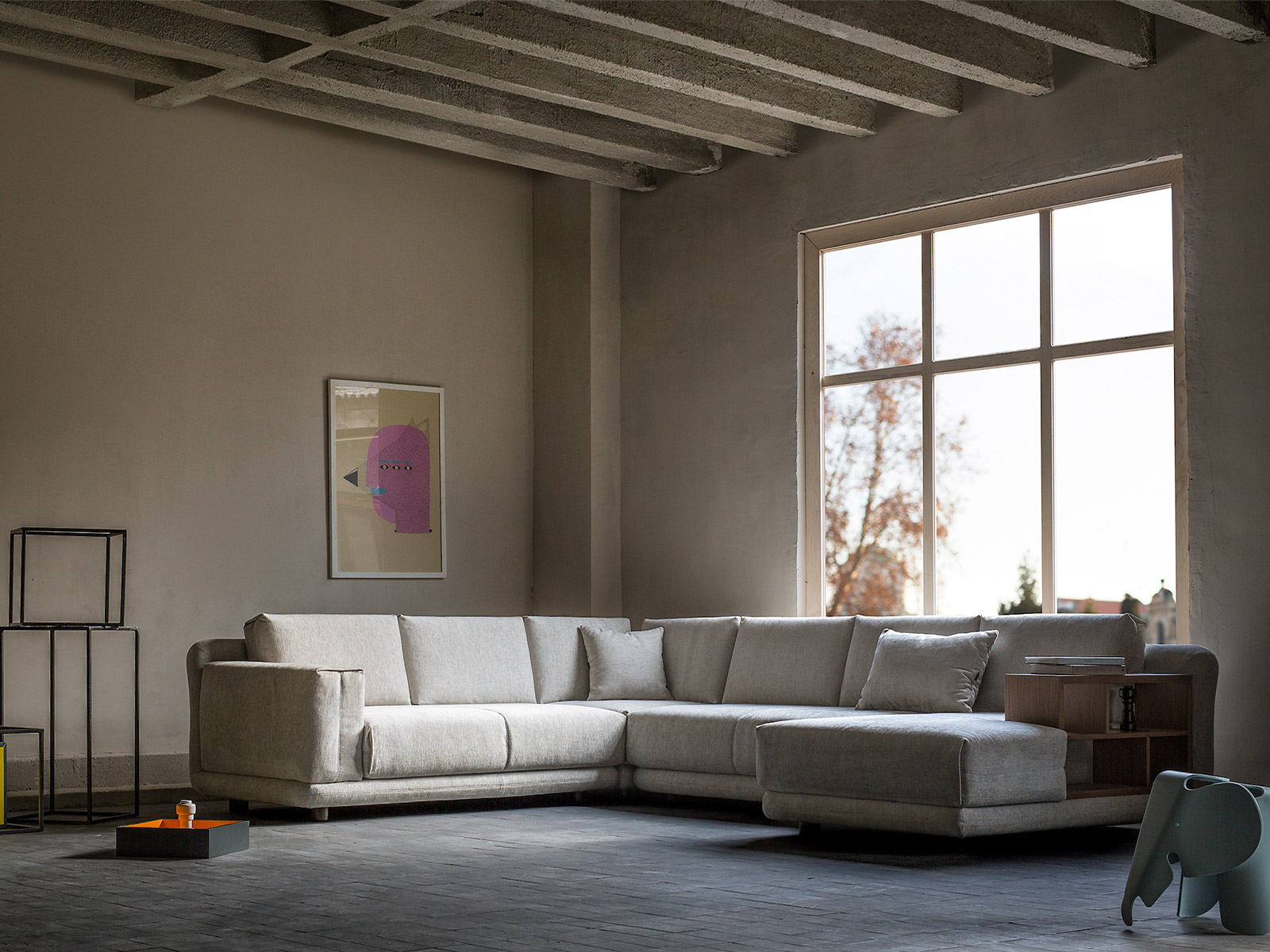 Extraform sofa