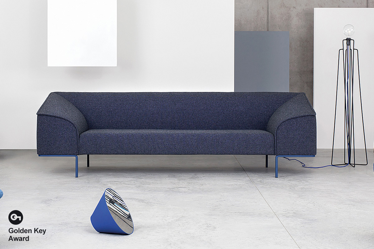 Seam Sofa by Prostoria