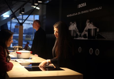 Bora, Belgrade Furniture Fair 2018.