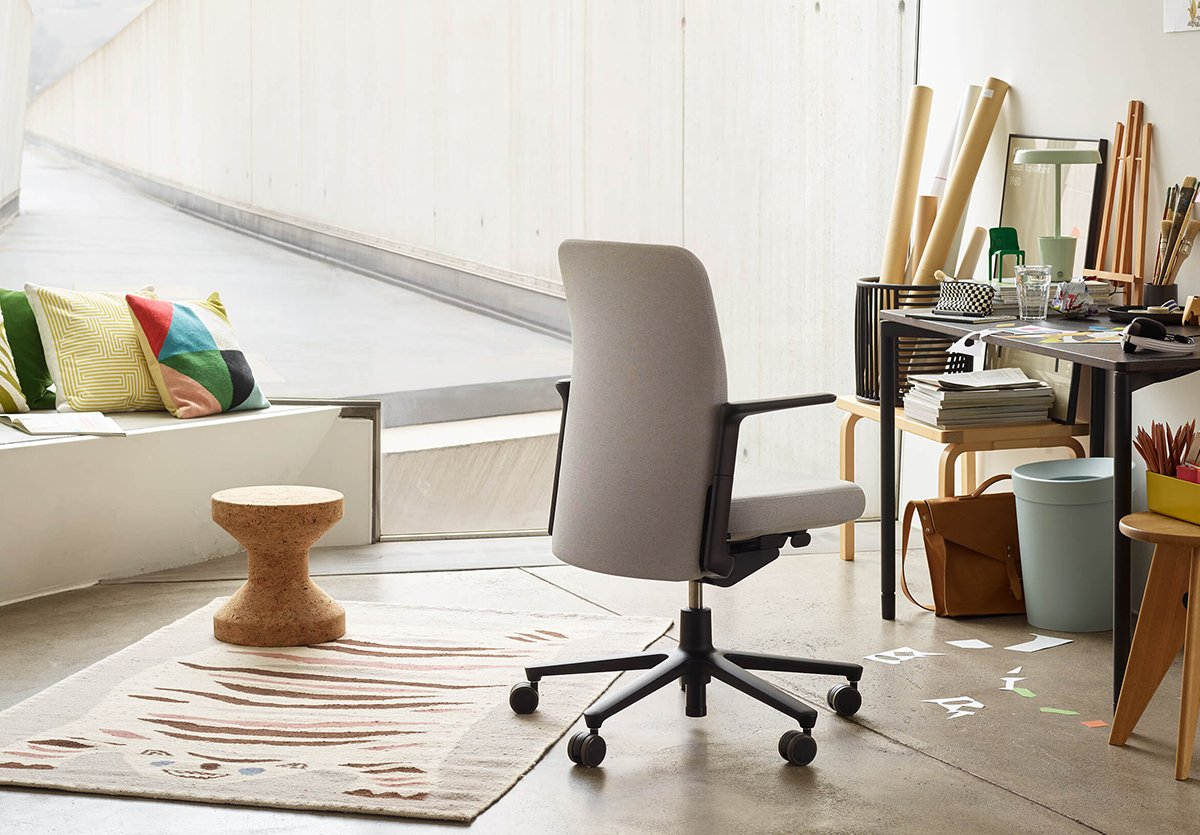 Swiss Company Vitra For The First Time At Belgrade Furniture Fair